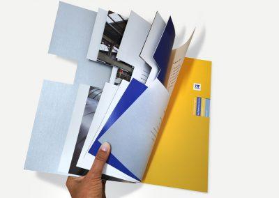Registerstanzung – Papier und PVC